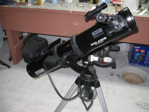 meade telestar ds 114 manual