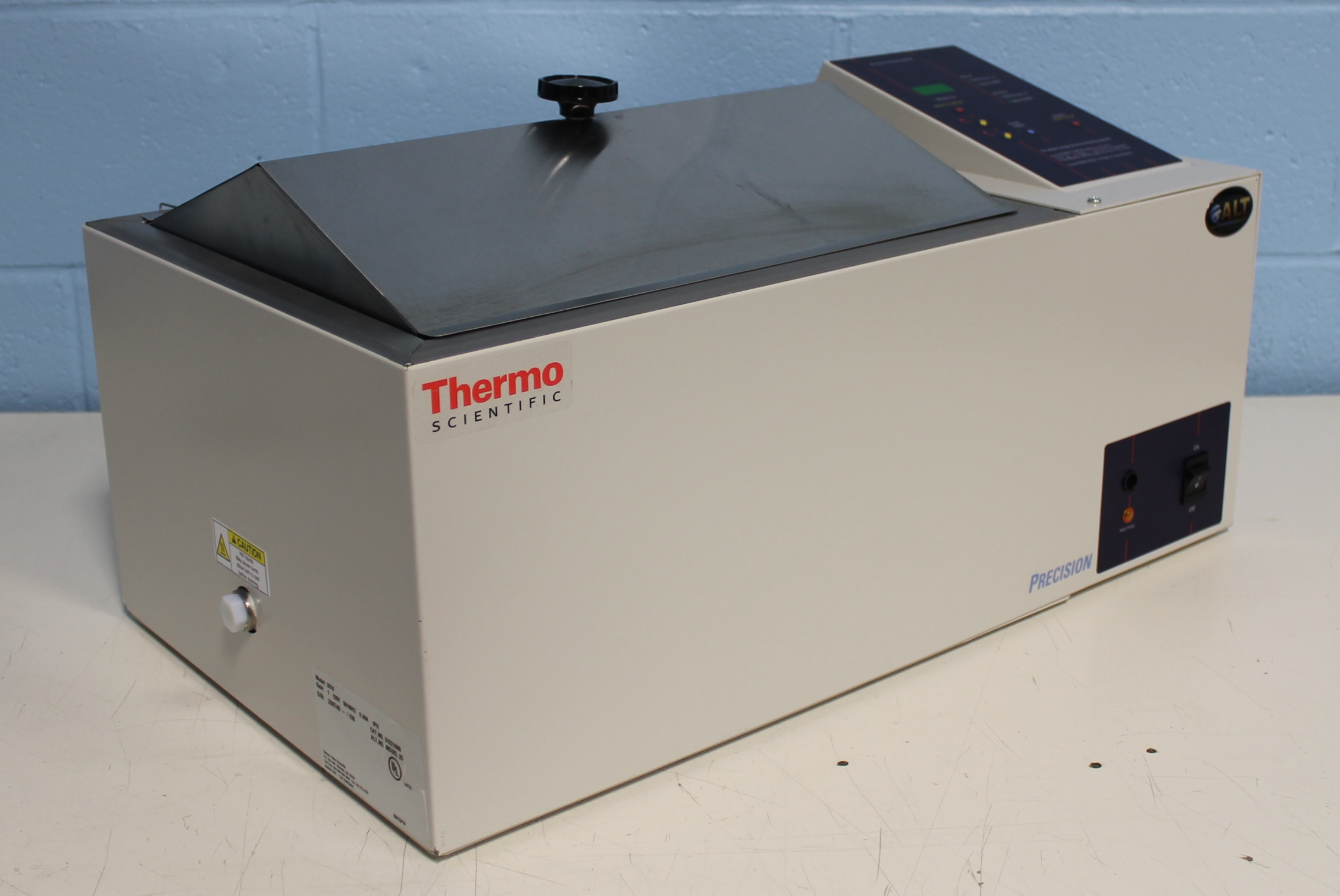 thermo scientific water bath manual