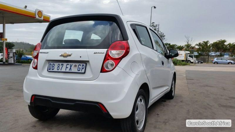 2014 chevy spark owners manual